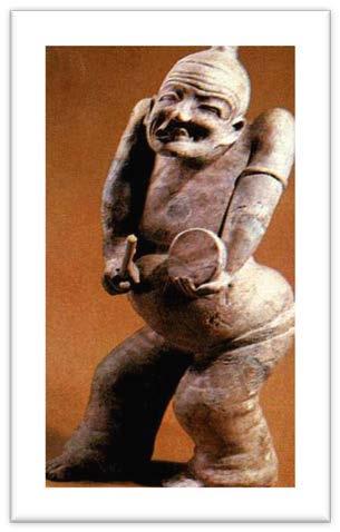 雕塑图片头像 泥塑伤感姿势